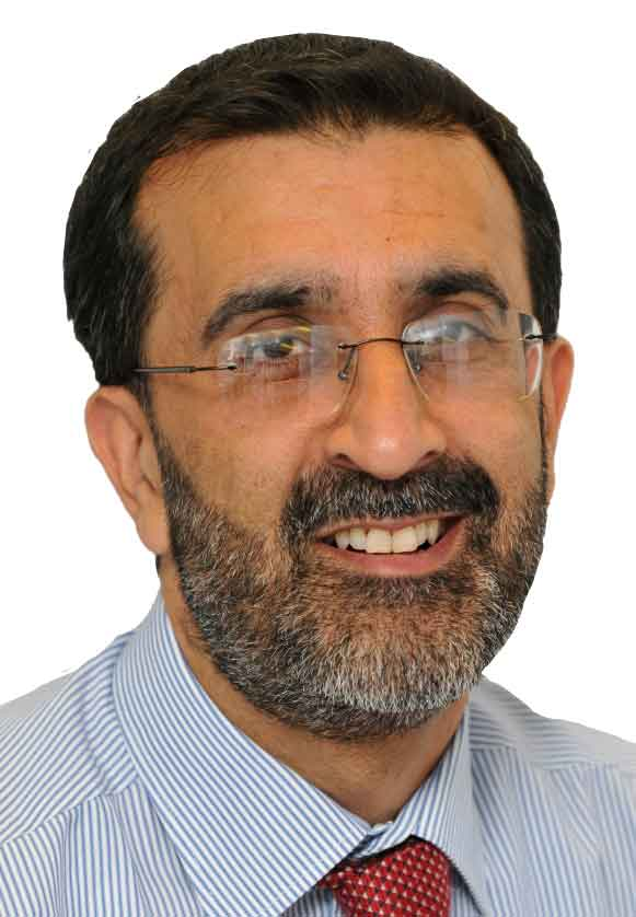 London Endocrinologist, Dr Asjid Qureshi