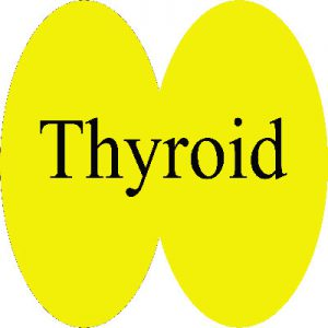 Thyroid dictionary